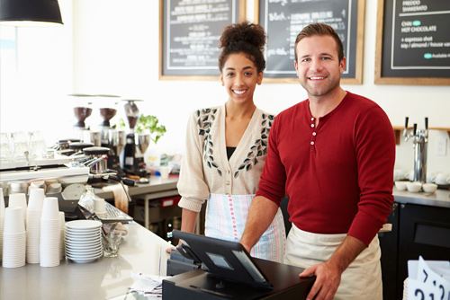 Barista Owners With Insurance
