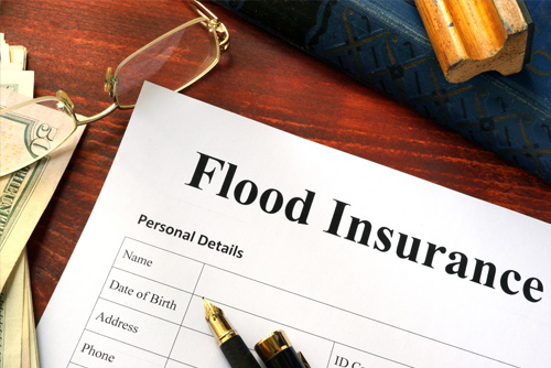 Flood Insurance Papers